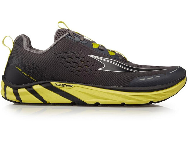 Altra Torin 4 Chaussures de trail Homme, grey/lime